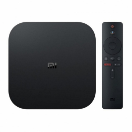 android tivi box xiaomi mibox s 4k global  android 8 1