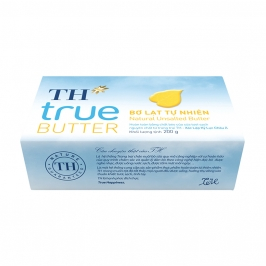 bo lat tu nhien th true butter 200 g