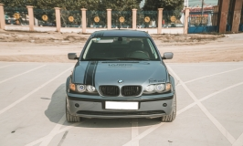 bmw 325i   2003  so tu dong